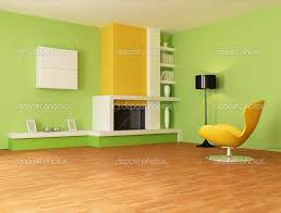 green and orange room artofdomaining com