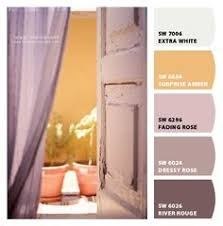 color match of sherwin williams sw6296 fading rose kylie u0027s room