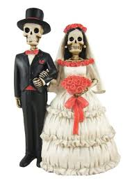 skeleton wedding cake toppers day of the dead cake toppers day of the dead cake toppers