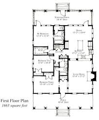 country historic house plan 73831 level one houses pinterest