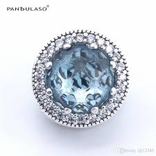 pandulaso glacier blue radiant hearts for jewelry