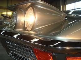 corvette headlight conversion c3 electric headlights by ecpb