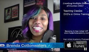 Becoming A Makeup Artist Online Podcast Hair Artist Academy