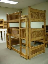 extra tall loft bed a customer built using our plans loft beds