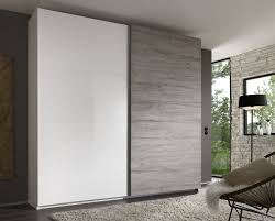 armoire chambre 2 portes armoire chambre design contemporain de newsindo co