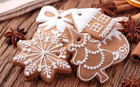 fantastic christmas cookies wallpaper 1920x1200 24348