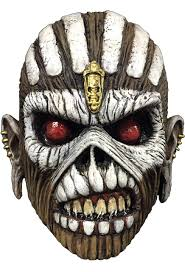 maiden eddie the book of souls mask