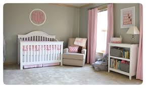 Pink Curtains For Nursery by Neat Sweet U0026 Hard To Beat Nursery Sneak Peak