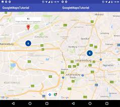G00gle Map Google Map With Marker Clustering U2013 Androidpub
