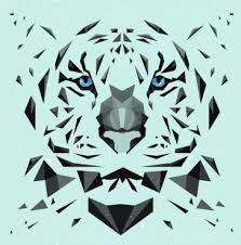 tiger face drawing free vector download 90 187 free vector for