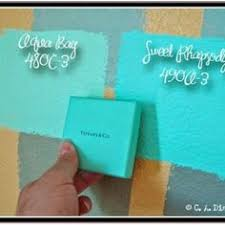 the perfect paint for tiffany blue from benjamin moore paint