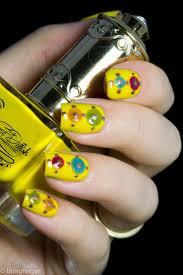 76 best yellow nail images on pinterest yellow nails nail arts