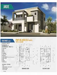 House Plan Unique Floor Plan for Two Storey House In the