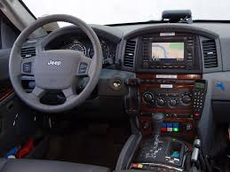2005 Grand Cherokee Interior 2005 Jeep Grand Cherokee Wk U2013 Pictures Information And Specs