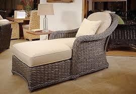 Wicker Chaise Lounge The Advantages Of Indoor Wicker Chaise Lounge Homyxl Com