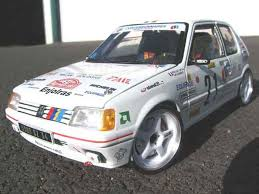 peugeot 205 rally peugeot tuning diecast alldiecast co uk