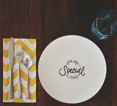 plate you are special design s diy special plate
