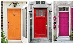 how to paint the front door blue door painting colorful front door painting chicago