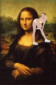Miley Cyrus Twerk Meme - miley cyrus twerking on famous paintings hiconsumption