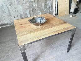 style cuisine table cuisine style industriel grande table de salle a manger en