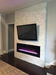 electric fireplace built into wall units nomadictrade