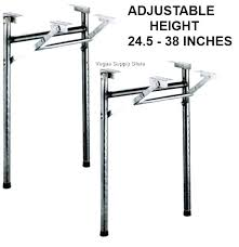 Metal Folding Table Legs Collapsible Table Awesome Folding Table Leg Hardware Collapsible