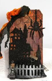 halloween scrapbook papers 161 best halloween scrapbook page ideas images on pinterest