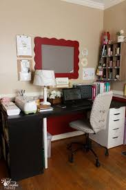 Ideas For A Small Office Get Your Home Office Real Organized And Labeled