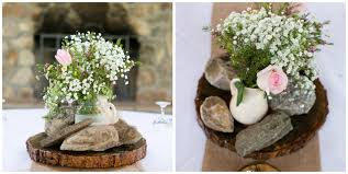 country centerpieces country chic centerpieces
