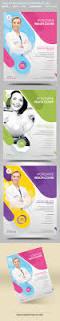 health insurance flyer template by satgur via behance flyer