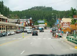 South Dakota travel gifts images Out the car window keystone south dakota jpg