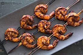 smoky paprika smoky paprika shrimp skewers recipe simplyrecipes