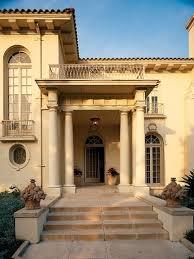 cecil b demille estate step inside cecil b de mille s mediterranean style house in los