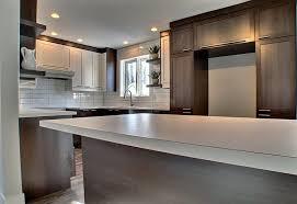 armoire de cuisine thermoplastique ou polyester historique de cuisibudget fabriquant d armoires de cuisines au québec