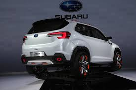 subaru viziv truck subaru impreza 5 door viziv suv concepts headed for tokyo debut