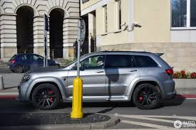 srt jeep 2016 white jeep grand cherokee srt 8 tyrannos 14 october 2016 autogespot