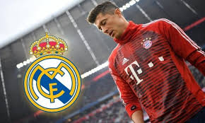 Real Madrid Robert Lewandowski Real Madrid Agree Deal In Principle