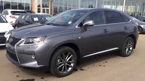 lexus rx black interior new grey on black 2015 lexus rx 350 awd f sport review south