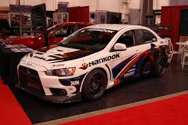 mitsubishi evo custom photo galore mitsubishi lancer evos from last year u0027s sema show