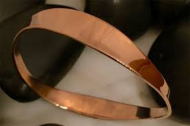 Custom Gold Bracelets Kim Maitland Custom Rose Gold Bracelet U2013 Creative Metalsmiths