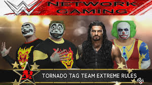 insane clown posse icp vs roman reigns doink wwe 2k16 community