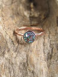 the 25 best druzy ring ideas on pinterest midnight blue