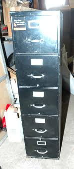 Vintage Metal File Cabinet Vintage Metal File Cabinet With Deco Details Olde Things