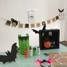 Fun Easy Halloween Crafts by Goodyfoodies 5 Fun Halloween Crafts To Do With Your Kids