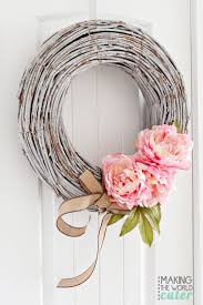 spring wreaths for front door best 25 summer wreath ideas on pinterest door wreaths spring