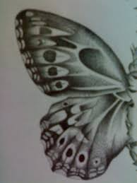 left side of butterfly wing by pond on deviantart