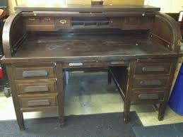 jefferson roll top desk vintage roll top desk ebay