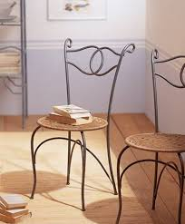 chaises en fer forg chaise fer forgé bancs iron work iron and stools