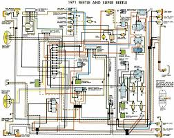 vw beetle electrical wiring diagram volkswagen wiring diagrams