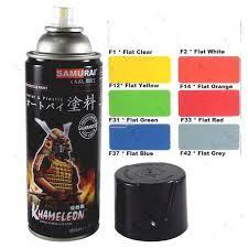 samurai paint colour price harga in malaysia